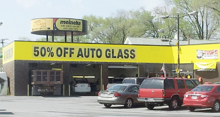 Auto Glass in Dundalk, MD
